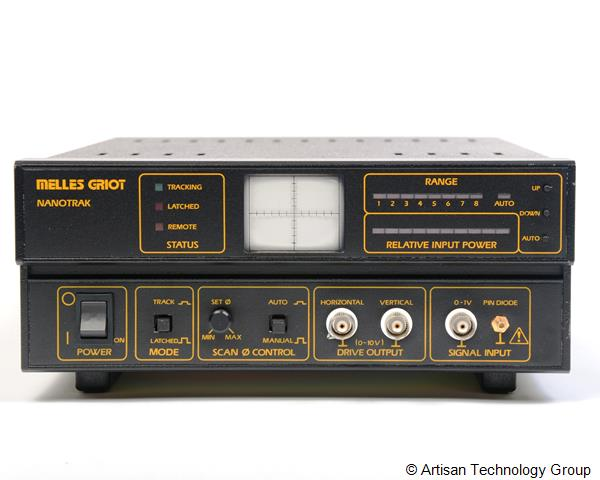 Melles Griot 17NTT101 NanoTrak Optic Alignment Stage Controller