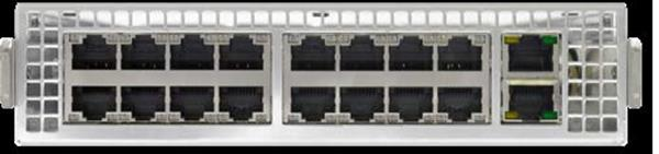 Mercury Computer Systems / Themis HDN1 1GbE Ethernet Switch Module