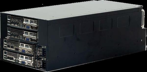 Mercury Computer Systems / Themis HDslim Enterprise Series Server