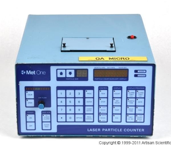 Met One 200L-1-115-1 Laser Particle Counter