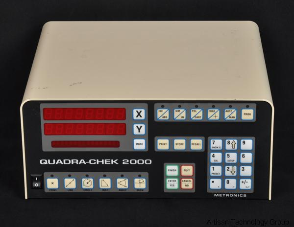 Metronics Quadra-Chek 2200 Digital Readout