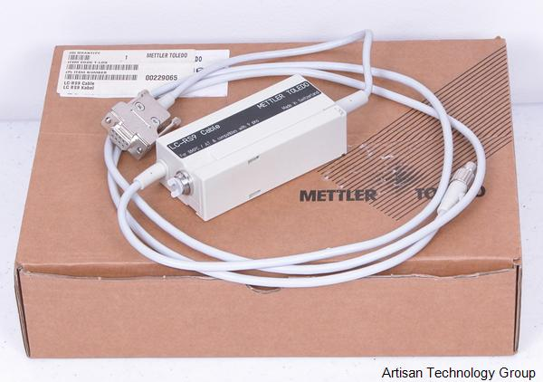 Mettler Toledo AutoChem LC-RS9 Open Cable