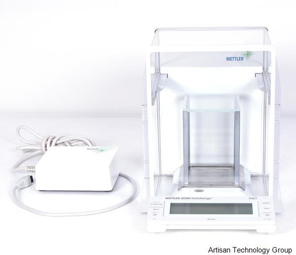 Mettler Toledo AutoChem AT261 Professional Analytical Balance