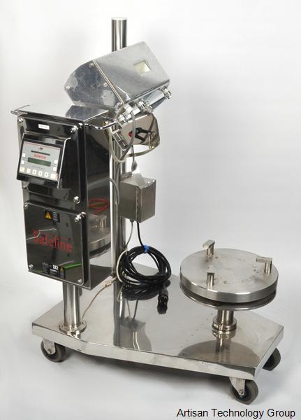 Mettler Toledo / Safeline Tablex-Pharmx 363 Metal Detector with Vertical Spiral Tablet Deduster Platform