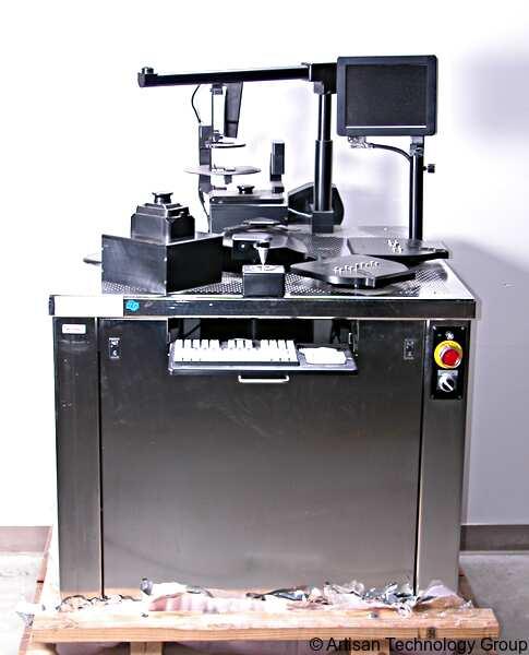MicroVision MVT 7080 Wafer Sorter