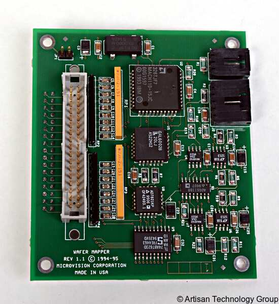 MicroVision Wafer Mapper Module