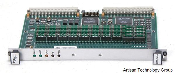 Curtiss-Wright / VMETRO / Micro Memory MM-6490R High Speed, Dual-Port 256MB VME / VME64 / RACEway Buffer Memory