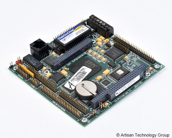 Micro/Sys Netsock/410 Embedded 486DX PC with Built-In UDP/IP Stack Module