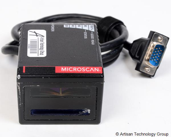 Microscan MS-9 High Speed Bar Code Scanner