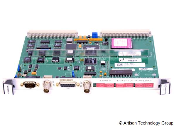 Microsemi / Symmetricom / Datum TTM635VME-91 Time and Frequency Processor (Conformal Coating)