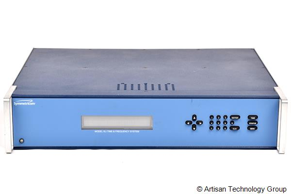 Microsemi / Symmetricom 1510-652 Time and Frequency System