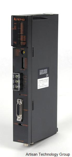 Mitsubishi AJ71E71-S3 Melsec-A Ethernet Interface Module