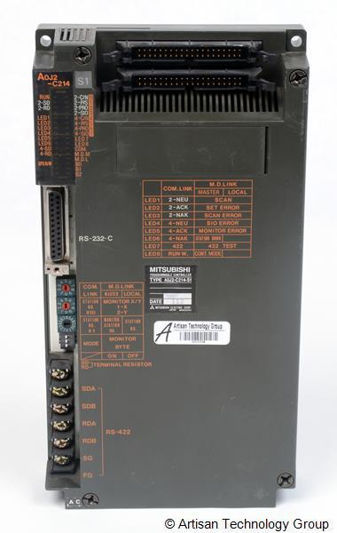 Mitsubishi A0J2-C214-S1 Module