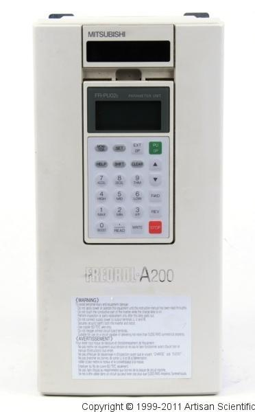 Mitsubishi FREQROL-A200E Series Variable Frequency Drive
