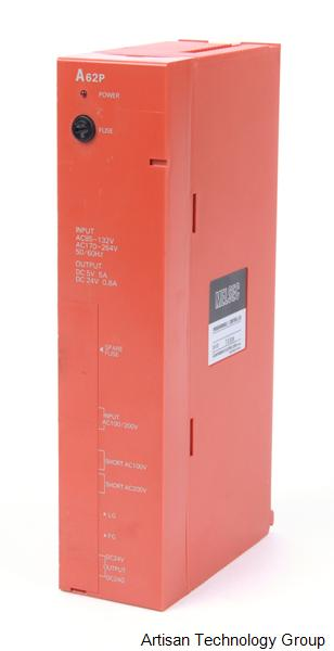Mitsubishi A62P Melsec-A Power Supply