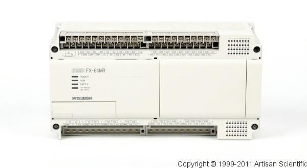 Mitsubishi FX-64MR-ES/UL Programmable Controller