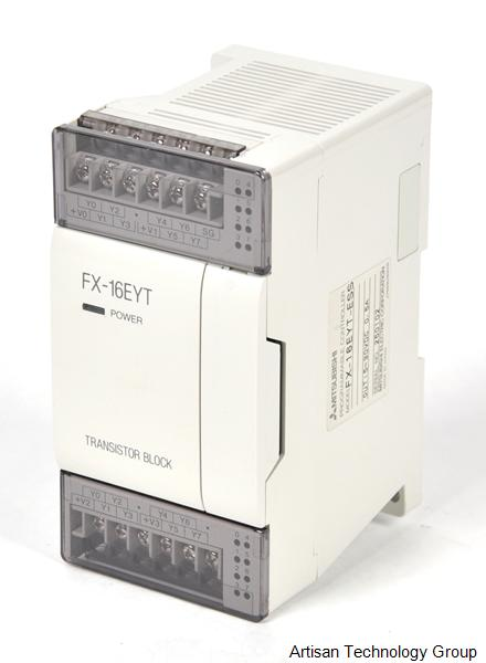 Mitsubishi FX-16EYT-ESS Programmable Controller