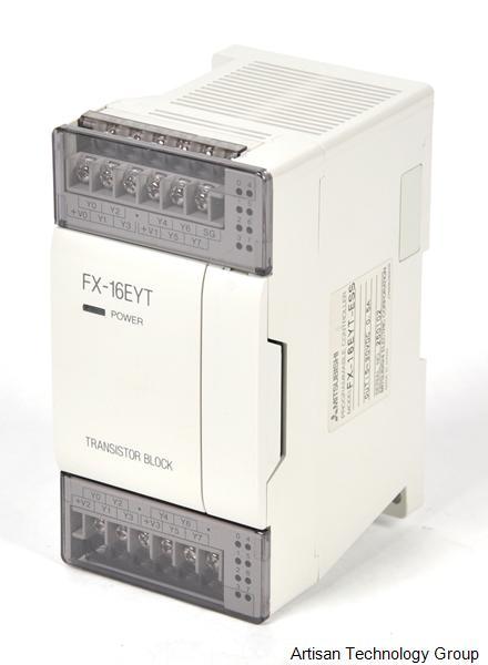 Mitsubishi FX-16EYT-ESS Programmable Controller