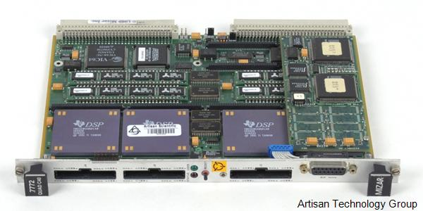 Emerson / Mizar 7772 QUAD C40 DSP VME Module
