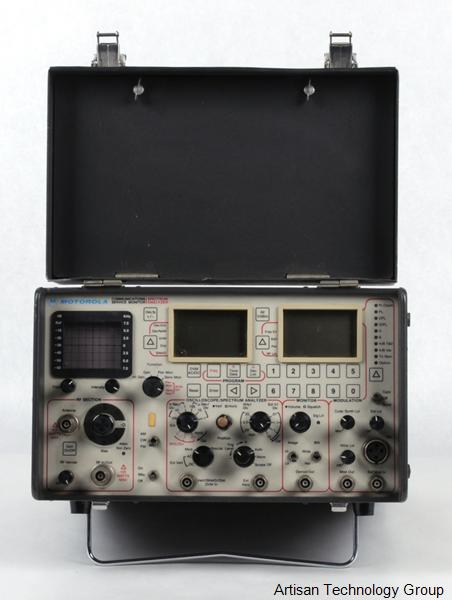 Emerson / Motorola R-2400A Communications Service Monitor / Spectrum Analyzer