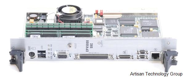 Emerson / Motorola CPV5000 SBC Single Board Computer
