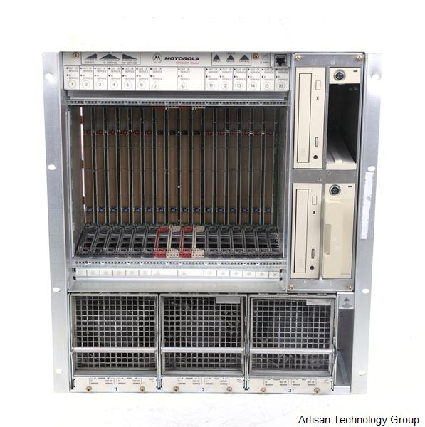 Emerson / Motorola CPX8216 cPCI Dual 8-Slot Chassis