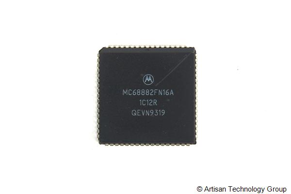 Motorola MC68882FN16A Floating-Point Coprocessor
