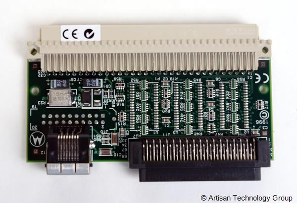 Emerson / Motorola MVME4600P2-001 Single-Ended SCSI Termination Adapter