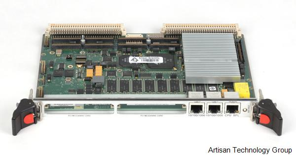 Emerson / Motorola MVME6100 VME Single-Board Computer