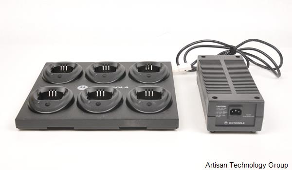 Motorola WPLN4171A Multi-Unit Battery Charger