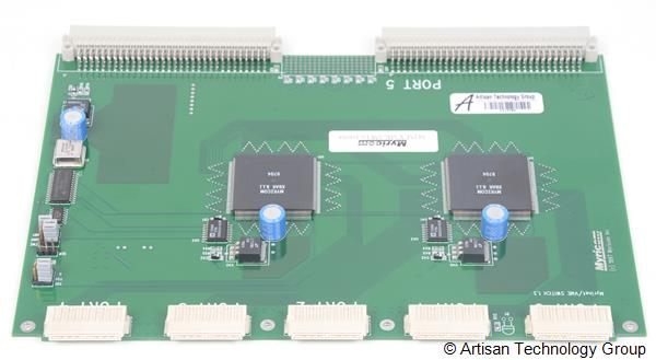 Myricom M2M-VME-SW10 Dual-8-Port VME Form Factor Myrinet-SAN Switch