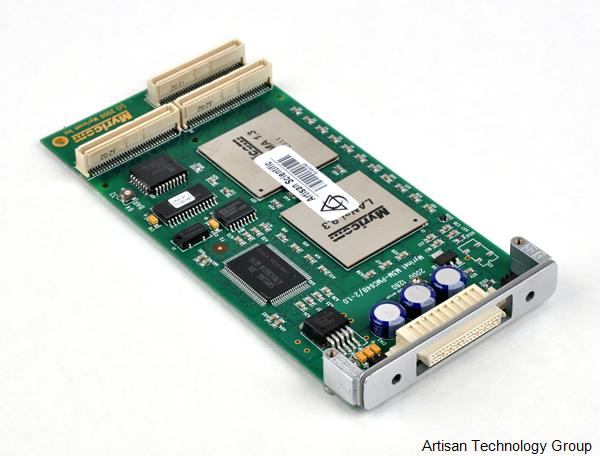 Myricom M3M-PMC64B-4 Universal Myrinet-SAN/PCI Interface PMC Module