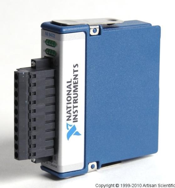 Ni-9472 national instruments digital i/o module | apex waves.