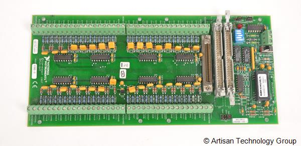 National Instruments AMUX-64T Analog Multiplexer