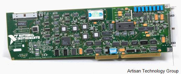 National Instruments AT-MIO-16H-9 Multifunction I/O Board