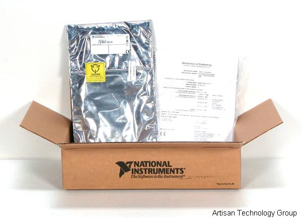 National Instruments AT-DIO-32F High-Speed 32-Bit Parallel Digital I/O Interface