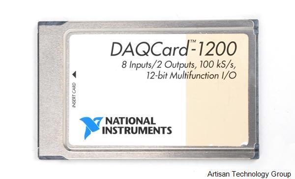 DAQCARD 1200 DRIVERS DOWNLOAD