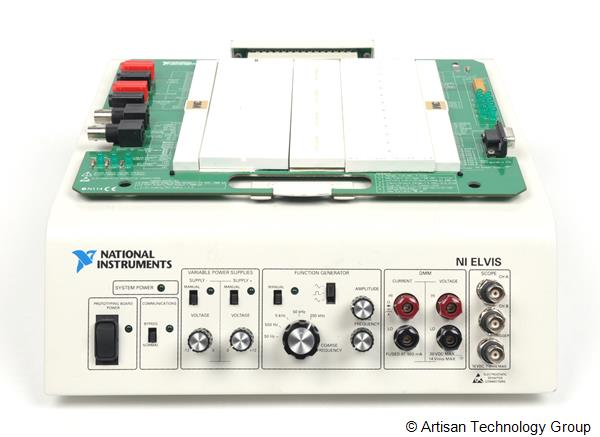 National Instruments ELVIS Workstation and Prototyping Board