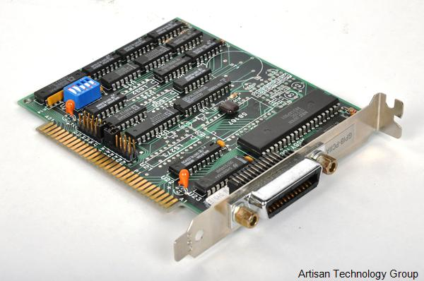 National Instruments GPIB-PCIIA GPIB Interface Card for ISA Bus