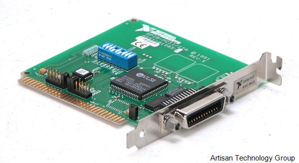 National Instruments GPIB-PCII GPIB Interface Card for ISA Bus