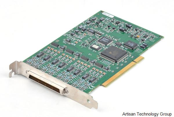 National Instruments PCI-4351 High-Precision Temperature and Voltage Meter