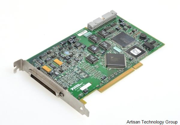 National Instruments PCI-6023E 200 kS/s, 12-Bit, 16 Analog Input Multifunction DAQ