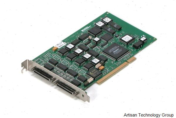 National Instruments PCI-7314 4-Axis Open Loop Controller