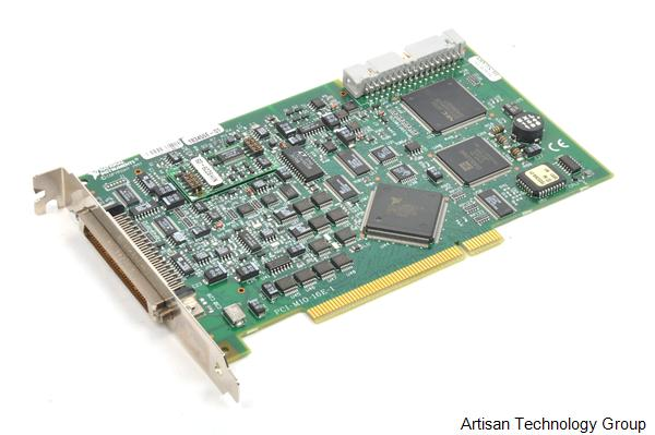 National Instruments PCI-6070E / PCI-MIO-16E-1 1.25 MS/s, 12-Bit, 16 Analog Input Multifunction DAQ