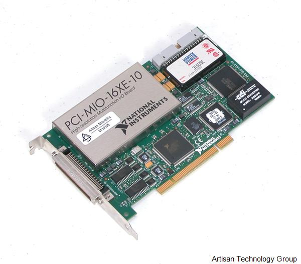 National Instruments PCI-6030E / PCI-MIO-16XE-10 Data Acquisition (DAQ) Card