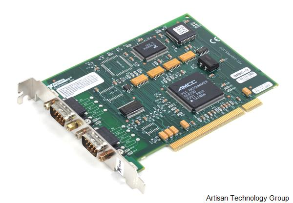 National Instruments PCI-232/2 Two-Port Serial Interface