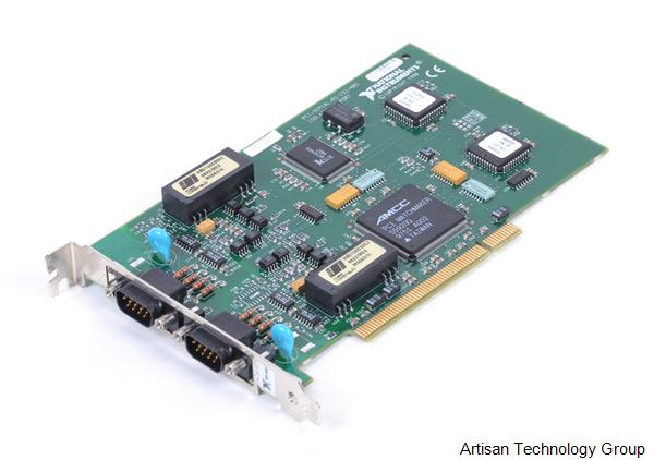 National Instruments PCI-485I/2 Isolated 2-Channel Serial Interface