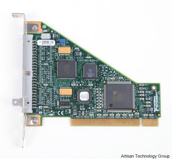 National Instruments PCI-6503 / PCI-DIO-24 24-Line Digital Input/Output PCI Card