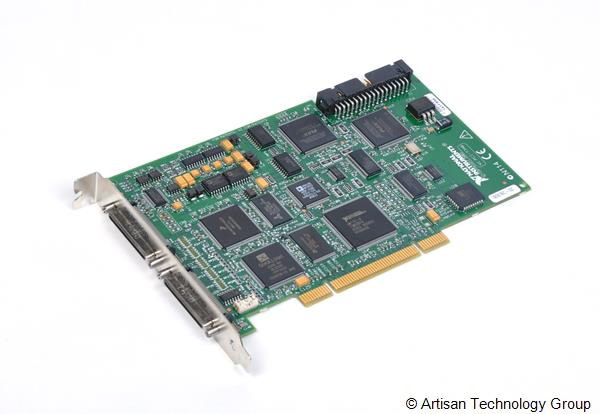 National Instruments PCI-7342 2-Axis Stepper/Servo Controller Card