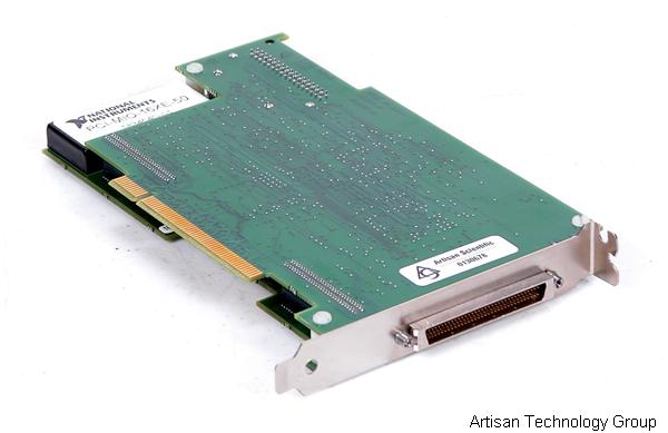 National Instruments PCI-MIO-16XE-50 / PCI-6011E 20 kS/s, 16-Bit, Analog Input Multifunction DAQ